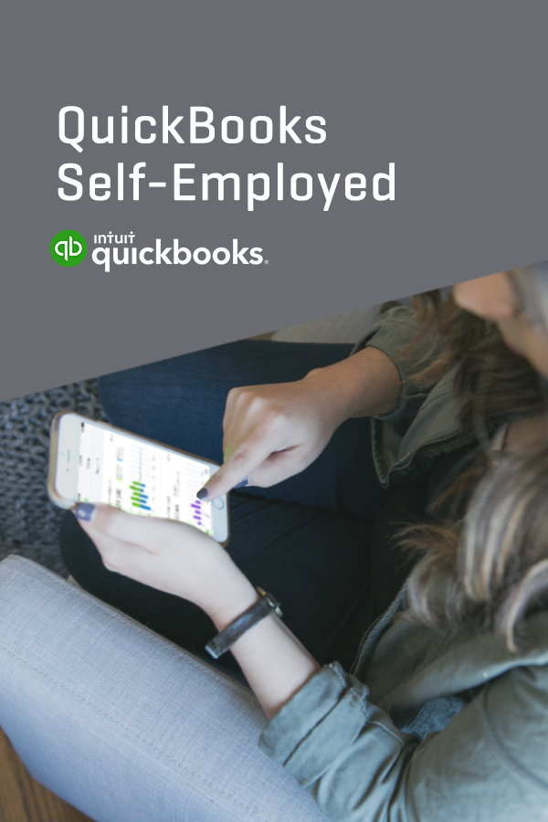 QuickBooks for self-employed makes your life SOOO much easier! No surprise tax bills, seperate personal & business, and more.